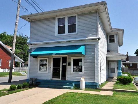 4317 West Market Street #201 Upstairs Louisville, Kentucky 40212
